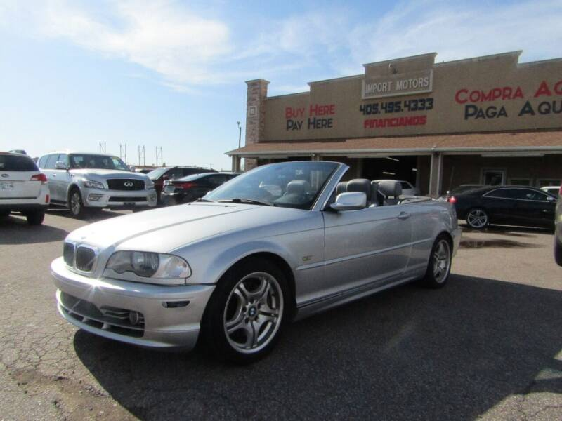 2003 BMW 3 Series for sale at Import Motors in Bethany OK