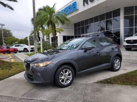 2017 Mazda CX-3 for sale at Mazda of North Miami in Miami FL