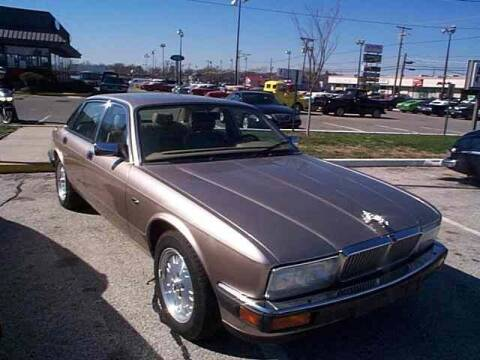 1994 Jaguar XJ6 for sale at Black Tie Classics in Stratford NJ