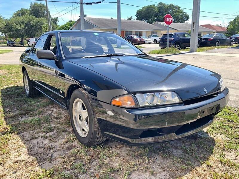1990 Nissan GT-R for sale at TOP TWO USA INC in Oakland Park FL
