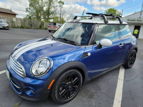 2012 MINI Cooper Hardtop for sale at Shaddai Auto Sales in Whitehall OH