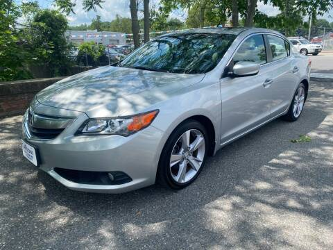 2013 Acura ILX for sale at ANDONI AUTO SALES in Worcester MA