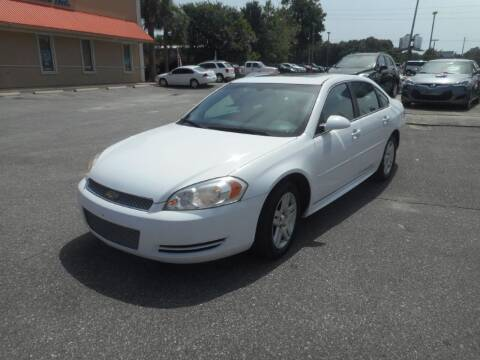 2014 Chevrolet Impala Limited for sale at Gulf South Automotive in Pensacola FL