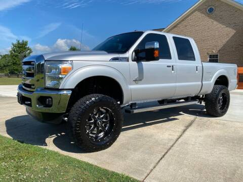 2014 Ford F-250 Super Duty for sale at Heavy Metal Automotive LLC in Anniston AL