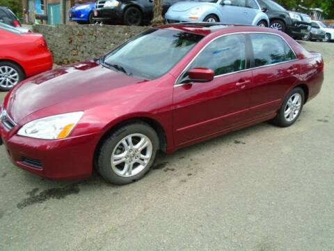 2006 Honda Accord for sale at Carsmart in Seattle WA