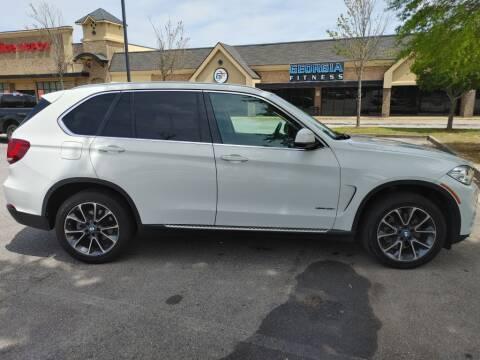 2015 BMW X5 for sale at C & J International Motors in Duluth GA