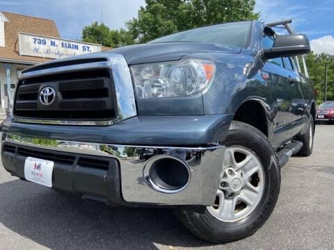 2010 Toyota Tundra for sale at Mega Motors in West Bridgewater MA