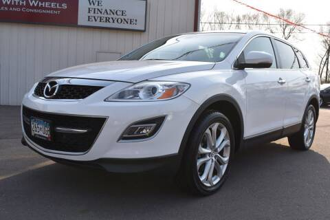 2012 Mazda CX-9 for sale at Dealswithwheels in Inver Grove Heights/Hastings MN