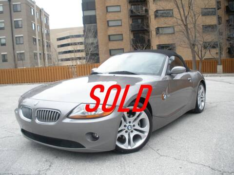2004 BMW Z4 for sale at Autobahn Motors USA in Kansas City MO