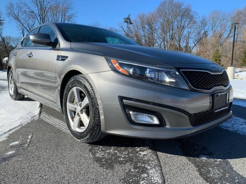 2014 Kia Optima for sale at Auto Warehouse in Poughkeepsie NY