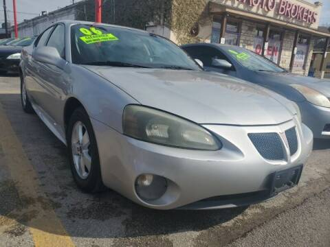 2006 Pontiac Grand Prix for sale at USA Auto Brokers in Houston TX