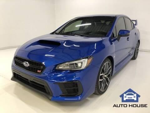 2020 Subaru WRX for sale at Auto House Phoenix in Peoria AZ