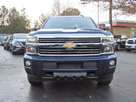 2016 Chevrolet Silverado 2500HD for sale at Auto Finance of Raleigh in Raleigh NC