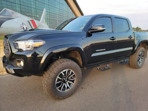 2020 Toyota Tacoma for sale at McMinnville Auto Sales LLC in Mcminnville OR