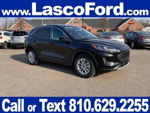 2021 Ford Escape for sale at LASCO FORD in Fenton MI
