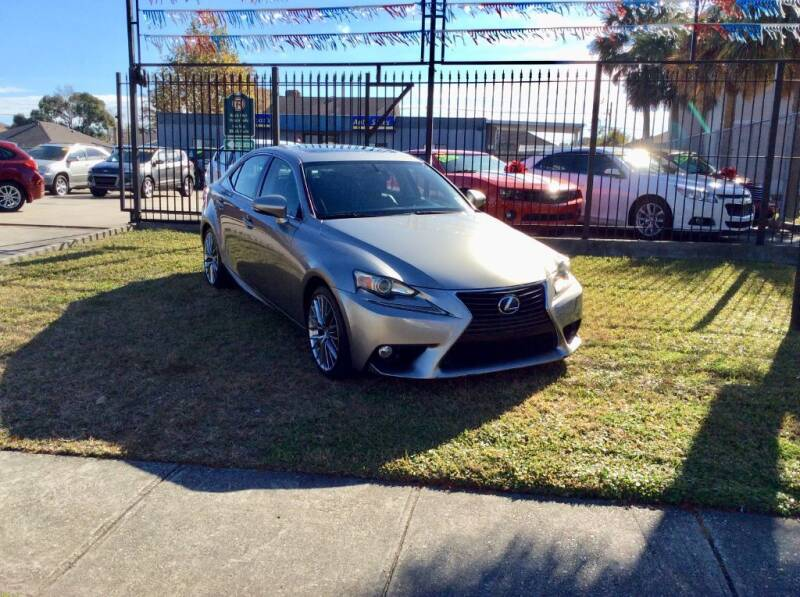 2014 Lexus IS 250 for sale at Car City Autoplex in Metairie LA