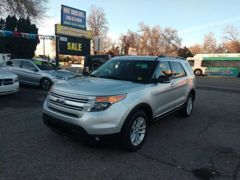 2013 Ford Explorer for sale at Right Choice Auto in Boise ID