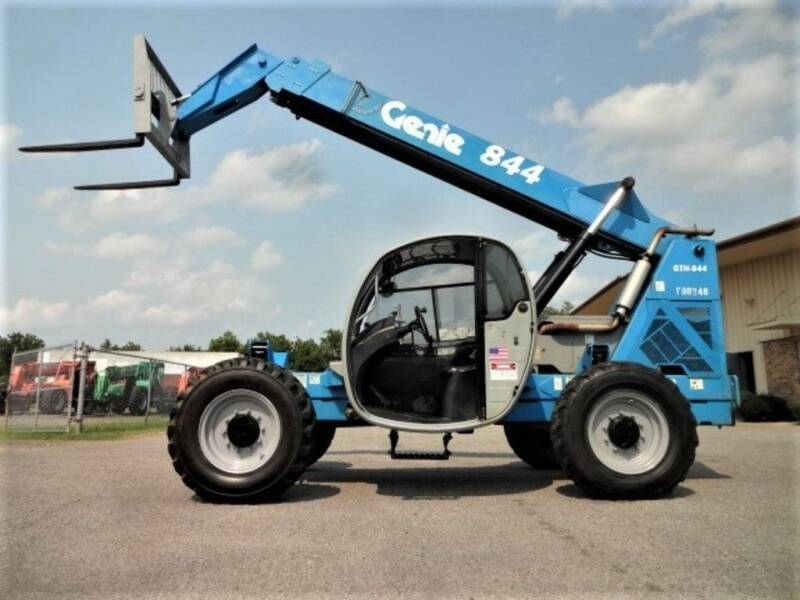 2012 Genie GTH 844 for sale at Vehicle Network - Dick Smith Equipment in Goldsboro NC
