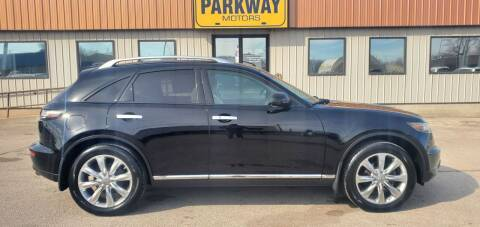 2008 Infiniti FX35 for sale at Parkway Motors in Springfield IL