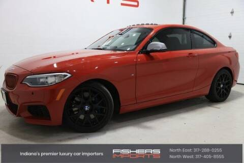 2015 BMW 2 Series for sale at Fishers Imports in Fishers IN