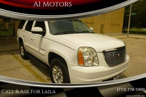 2007 GMC Yukon for sale at A1 Motors Inc in Chicago IL