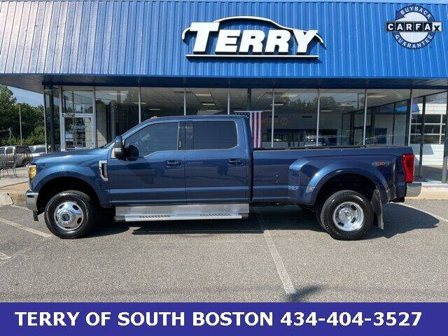 2017 Ford F-350 Super Duty for sale at Terry of South Boston in South Boston VA