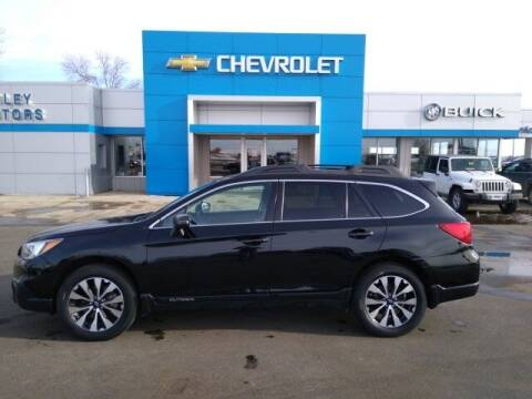2016 Subaru Outback for sale at Finley Motors in Finley ND
