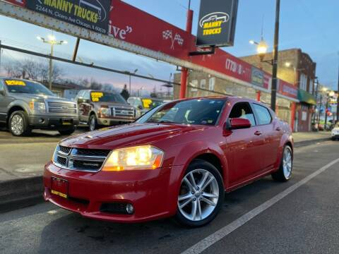 2011 Dodge Avenger for sale at Manny Trucks in Chicago IL
