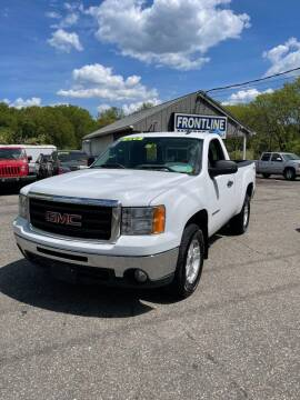 2011 GMC Sierra 1500 for sale at Frontline Motors Inc in Chicopee MA