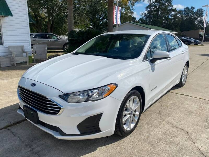 2019 Ford Fusion Hybrid for sale at Southeast Auto Inc in Albany LA