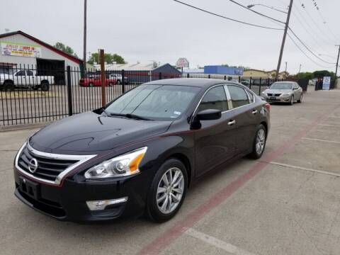 2013 Nissan Altima for sale at A & J Enterprises in Dallas TX