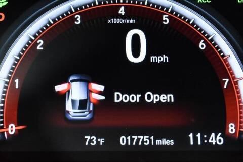 2018 Honda Civic for sale at Southern Auto Solutions - Georgia Car Finder - Southern Auto Solutions-Jim Ellis Mazda Atlanta in Marietta GA