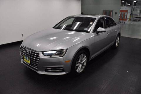 2017 Audi A4 for sale at Wayne Hyundai in Wayne NJ