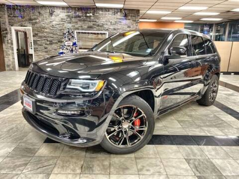 2015 Jeep Grand Cherokee for sale at Sonias Auto Sales in Worcester MA