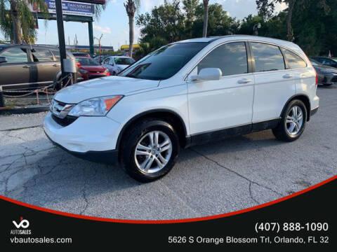 2011 Honda CR-V for sale at V & B Auto Sales in Orlando FL
