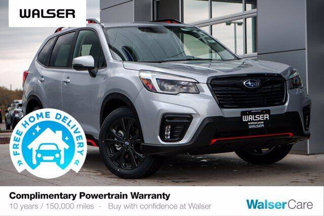 2021 Subaru Forester for sale in Burnsville, MN