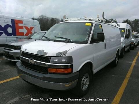 2008 Chevrolet Express Cargo for sale at Vans Vans Vans INC in Blauvelt NY