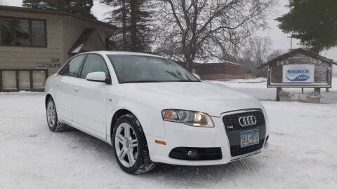 2008 Audi A4 for sale at Shores Auto in Lakeland Shores MN