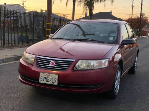 2007 Saturn Ion for sale at ZaZa Motors in San Leandro CA