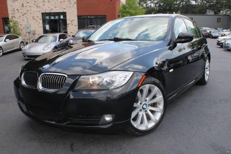 2011 BMW 3 Series for sale at Atlanta Unique Auto Sales in Norcross GA