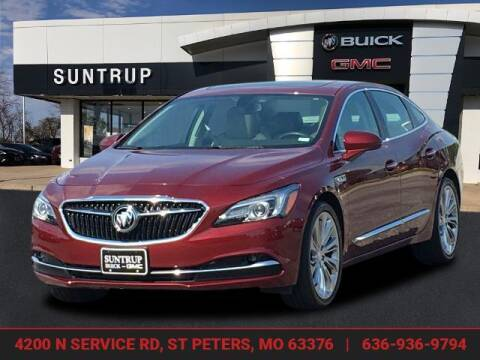 2017 Buick LaCrosse for sale at SUNTRUP BUICK GMC in Saint Peters MO