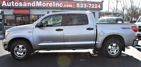 2010 Toyota Tundra for sale at Autos and More Inc in Knoxville TN