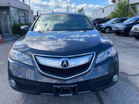 2013 Acura RDX for sale at A&R Motors in Baltimore MD