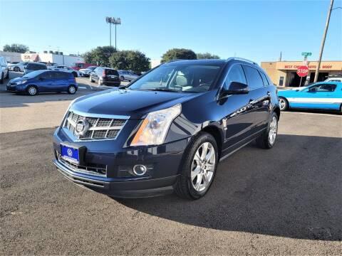 2010 Cadillac SRX for sale at Image Auto Sales in Dallas TX