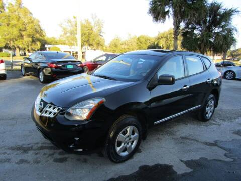 2014 Nissan Rogue Select for sale at S & T Motors in Hernando FL