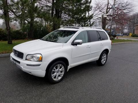 2014 Volvo XC90 for sale at Plum Auto Works Inc in Newburyport MA