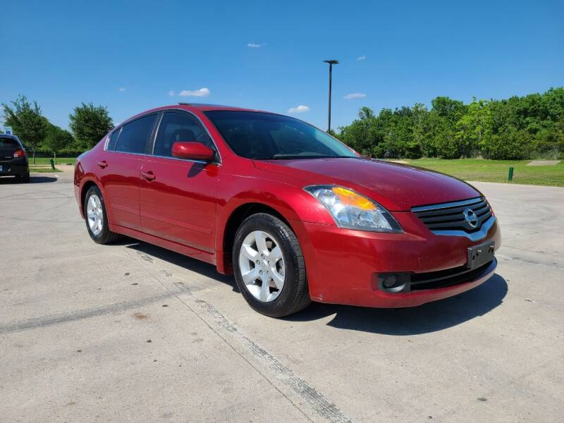 2007 Nissan Altima for sale at R&B in Houston TX