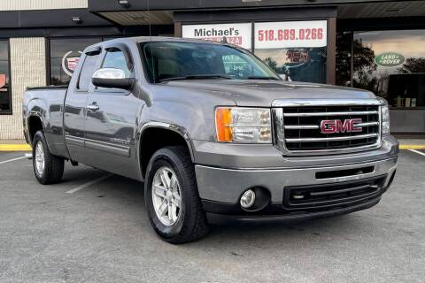 2012 GMC Sierra 1500 for sale at Michael's Auto Plaza Latham in Latham NY
