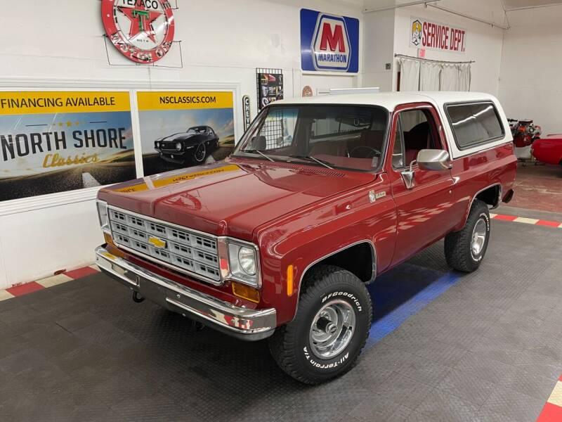 1976 Chevrolet Blazer for sale in Mundelein, IL