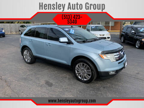 2008 Ford Edge for sale at Hensley Auto Group in Middletown OH
